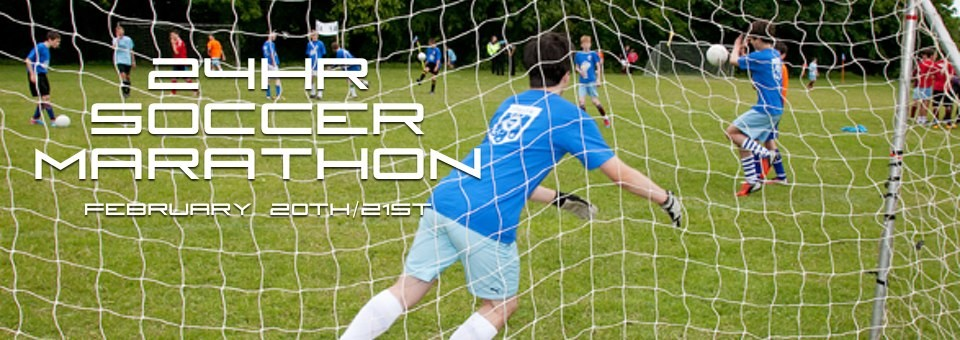 24hr Football Marathon – The Result
