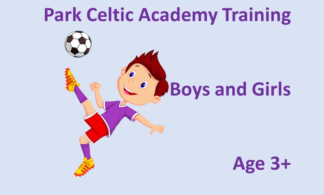 Academy Training for ages 3+
